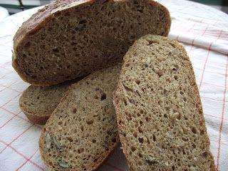 Tanulj meg (kenyeret) sütni!: Kovászolt rozsos-magos kenyér