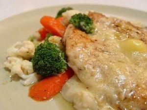 Вкусная жареная рыба в сметане - простой рецепт и фото