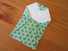Origami envelope                                                                                                                                                                                 More