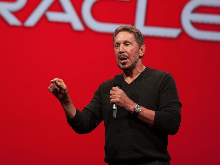 Oracle crushes earnings shares spike 9% (ORCL)