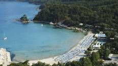 Join the locals at Makryammos Beach #Thassos