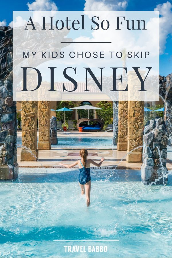 Four Seasons Orlando The Hotel That Made Us Skip Disney World Kids Vacation Florida Vacation Best Family Vacations