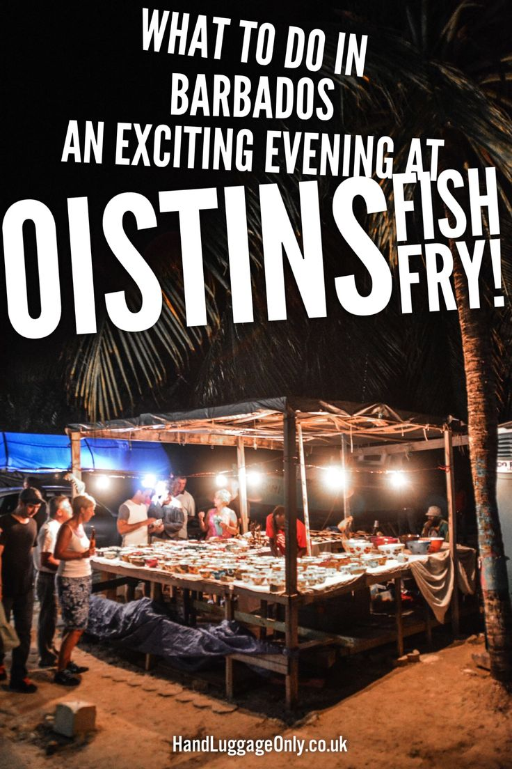 Spending An Exciting Evening At Oistins Fish Fry In Barbados - Hand Luggage Only - Travel, Food & Home Blog