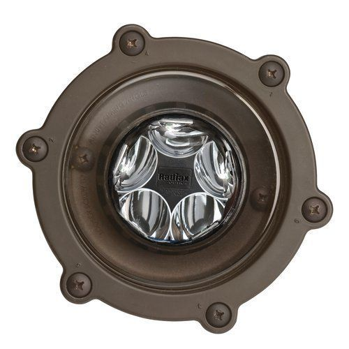 Awesome Kichler LED Volt Watt Degree K Outdoor Well Light Bronzed Brass