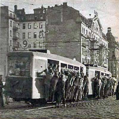 lata 60 -te  ABC Warszawy