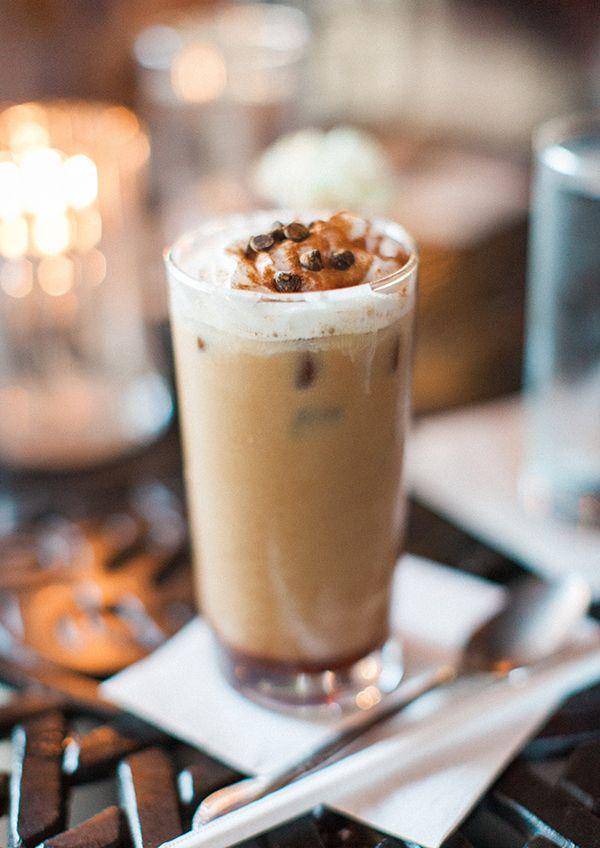 Nutella Mocha | Cafe Intermezzo