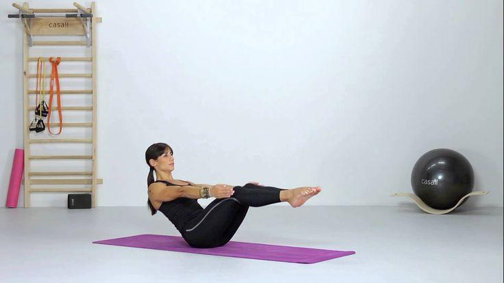 Yoga - Navasana