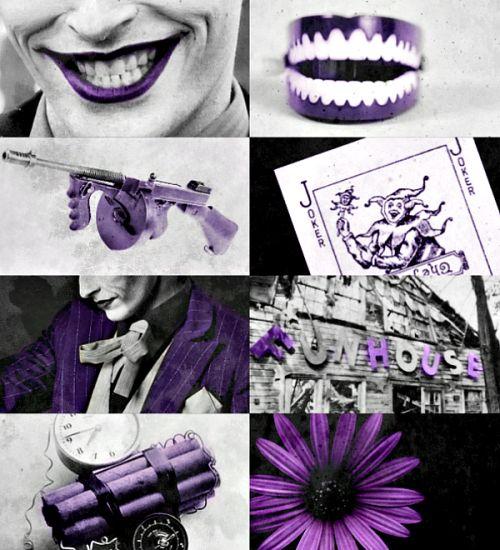 DC Aesthetics || The Joker
