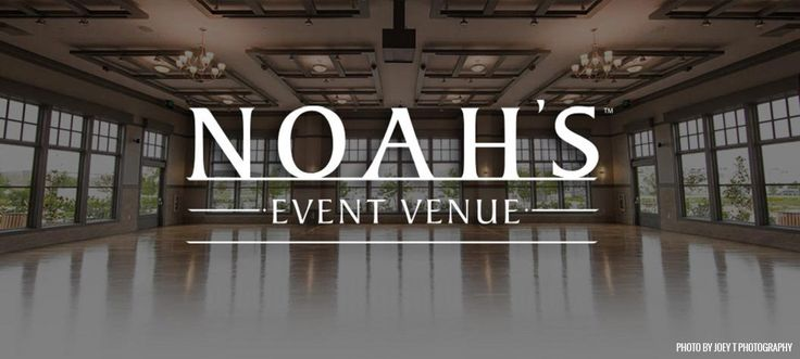 NOAH'S is an event venue for all of life's events including weddings, corporate events and special occasions. With locations across the country, NOAH'S is the industry leader when it comes to providing unparalleled customer service and a versatile and beautiful venue for your big day.