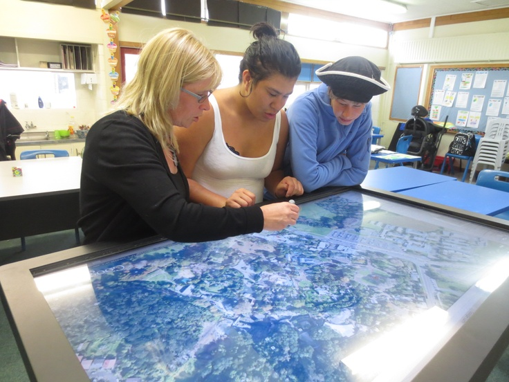 The introduction of a Sahara Clevertouch into a classroom at the Wairau Valley Special School in Auckland has provided students with an engaging way to learn both academic and social skills.