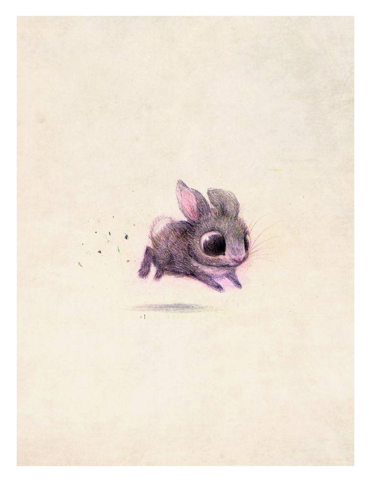 Cute Baby Bunny Drawings