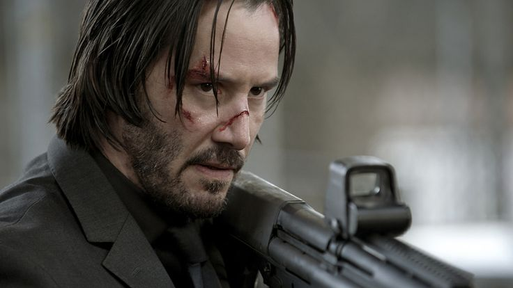On Monday, Keanu Reeves made his return as John Wick in a new trailer released for the upcoming film, John Wick Chapter 2. In the trailer, John Wick is shown being, frankly, John Wick. Piling up bodies en masse and making would-be assassins look foolish, all the while looking badass doing it....