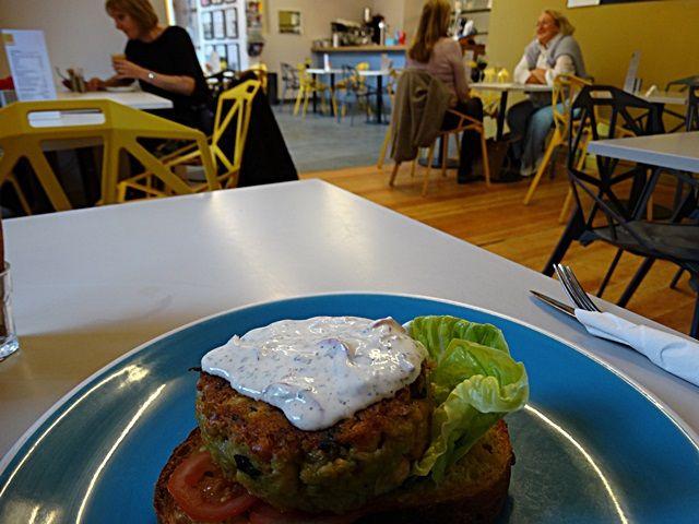 Cafe  Opus at Ikon Gallery