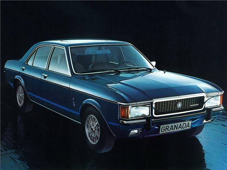 1975 Ford Granada Mk1 Ghia Coupe Ford Granada Granada Classic Cars