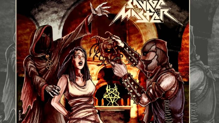 """SAVAGE MASTER """"Death Rides The Highway"""" (OFFICIAL)"""