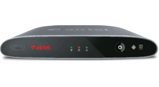 Airtel announces Internet TV for India an Android TV box with digital TV built-in