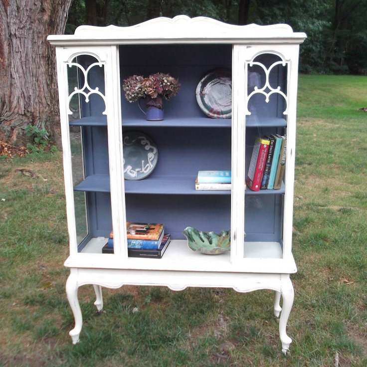 Best 23 China Cabinet Images On Pinterest: 25+ Best Ideas About White China Cabinets On Pinterest