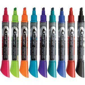 Quartet Dry –Erase Markers, Assorted, EnduraGlide