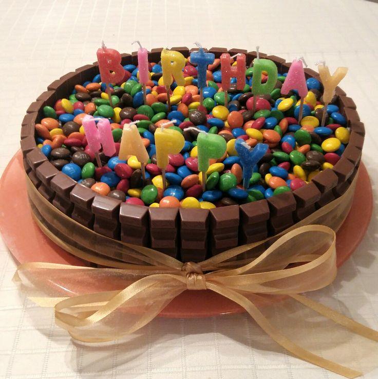 Birthday cake ❤ handmade