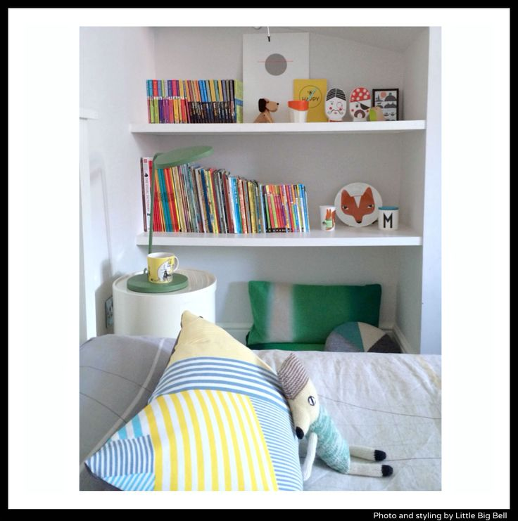 Stylish children�s rooms as featured in the Sunday Times newspaper � Home section. My son�s room.