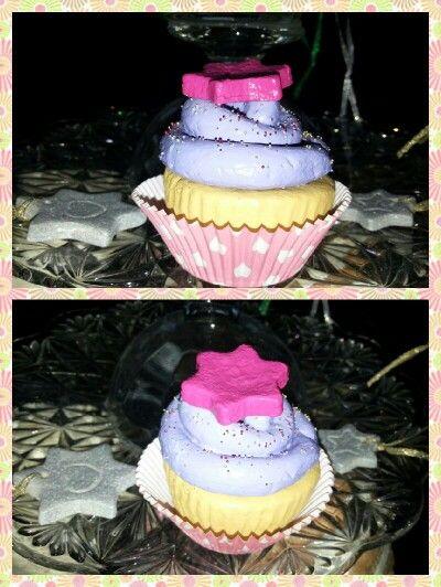Cupcakes maken van brooddeeg