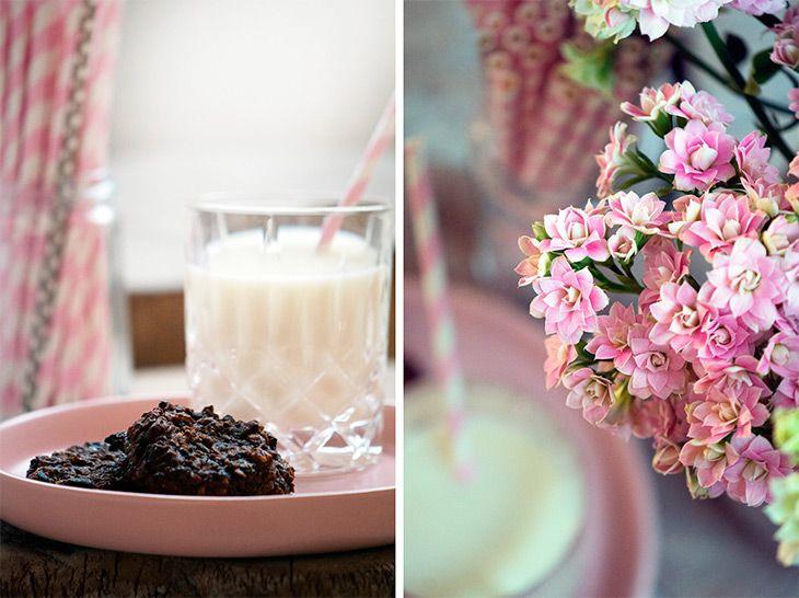 Cookies med sorte bønner og chokolade ➙ Opskrift fra Valdemarsro.dk