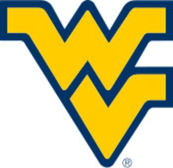 Wvu Football Logo | 167px-west_virginia_flying_wv_logo
