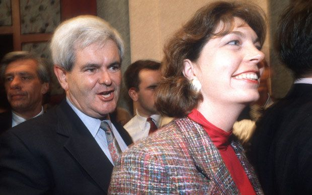 Newt Gingrich's ex-wife Marianne has given an interview to ABC News that she said could end the Republican presidential hopeful's career, according to reports.