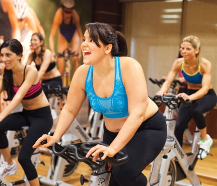 """Best Sports Bras    """"I'd like a bra that moves with me in Spin—I want to flaunt my fullness with confidence."""" —Jaclyn Rinaldi, 25    What to look for: A compression bra, which holds boobs close to your body as if they're a single unit (no need for hardware such as hooks and underwire). You also want subtle boob-boosting padding: You've got more than your A counterparts, so pump up curves, don't crush them."""