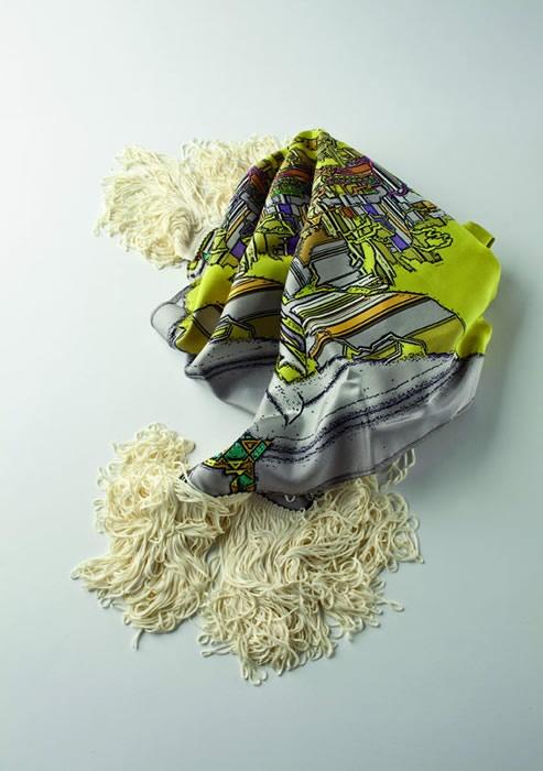 Lisa Ryder Designs - Fabulous scarves