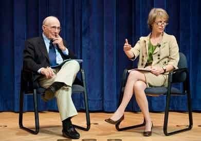 Bioethics Founder, Georgetown Professor Pellegrino Passes Away | Georgetown University