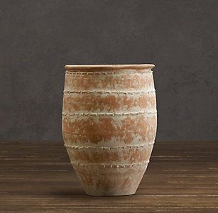 RH's Planters:At Restoration Hardware, you'll explore an exceptional world of high quality unique home furnishings and home decor. We want to surround ourselves with what we love, that's why we are one of the nation's top home furnishing stores.