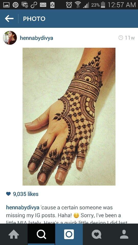 hennabydivya || Instagram