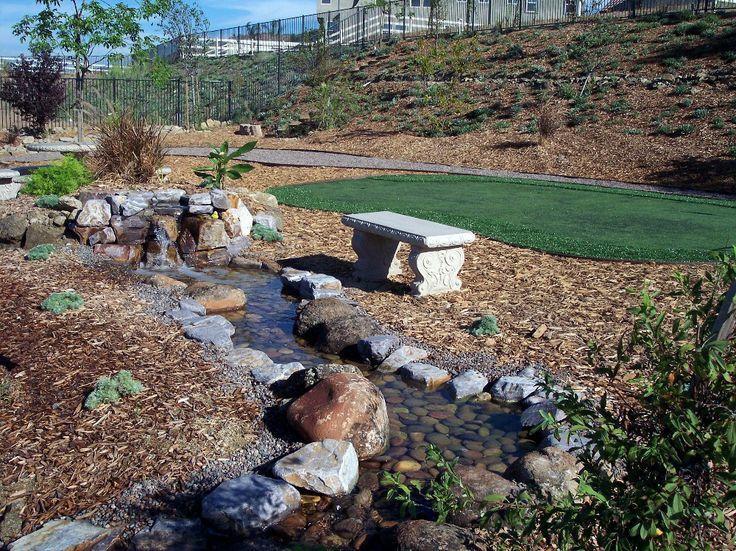 ponds waterfalls streams schubert landscaping custom outdoor landscape designs garden