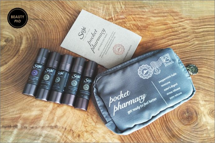Saje Natural Wellness Pocket Pharmacy [Review]