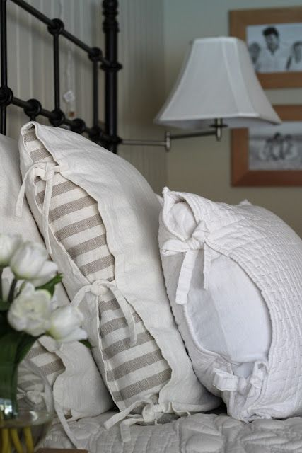 Love these Ikea Pillow covers for $13.00!
