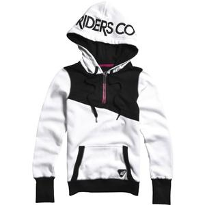 FOX Racing cornered zip up hoodie.