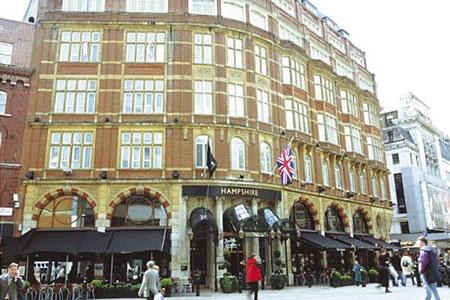 Radisson Edwardian Hotels -- 13 upscale and luxury hotels in London