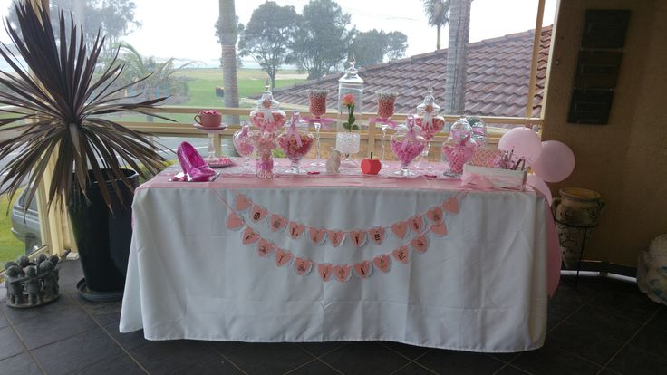 Believe in Fairy tales Engagement Party...