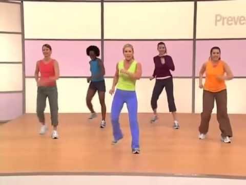 Chris Freytag (20min) Prevention Fitness System   Walk Yourself Fit   Cardio W...