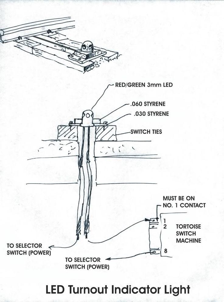 dcc train control wiring