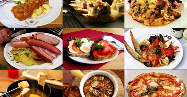 culinária européia
