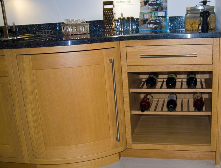 Milton wine rack