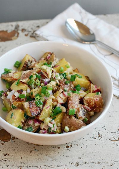 Grilled Potato Salad: The Best Side Dish You've Never Had