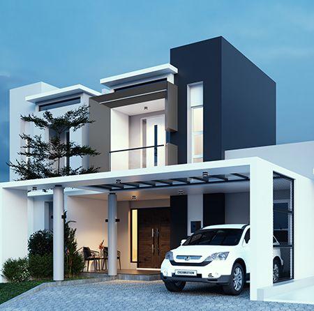 menerapkan model desain rumah minimalis modern? artikel