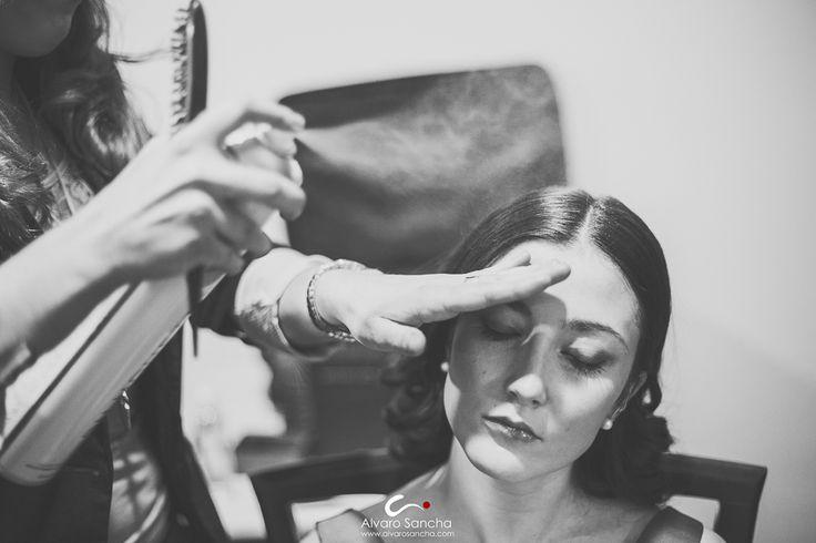 Backstage Desfile de novias Ainhoa Salcedo Couture #novias #wedding