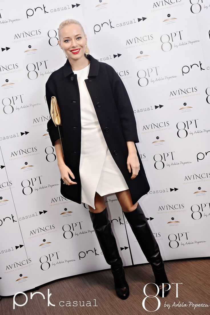 #PNKForward #8pt #PNKcasual @adelapopescu #fashion #style #cool #streetstyle #event @lauracosoi