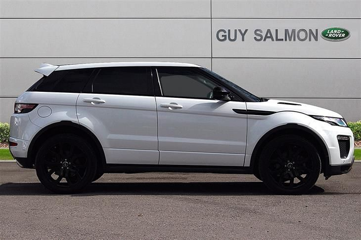 Used 2017 Land Rover Range Rover Evoque Td4 Hse Dynamic 5dr Auto For Sale In Hampshire Pistonheads Range Rover Evoque Land Rover Range Rover