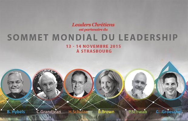 Sommet mondial du leadership avec Bill Hybels