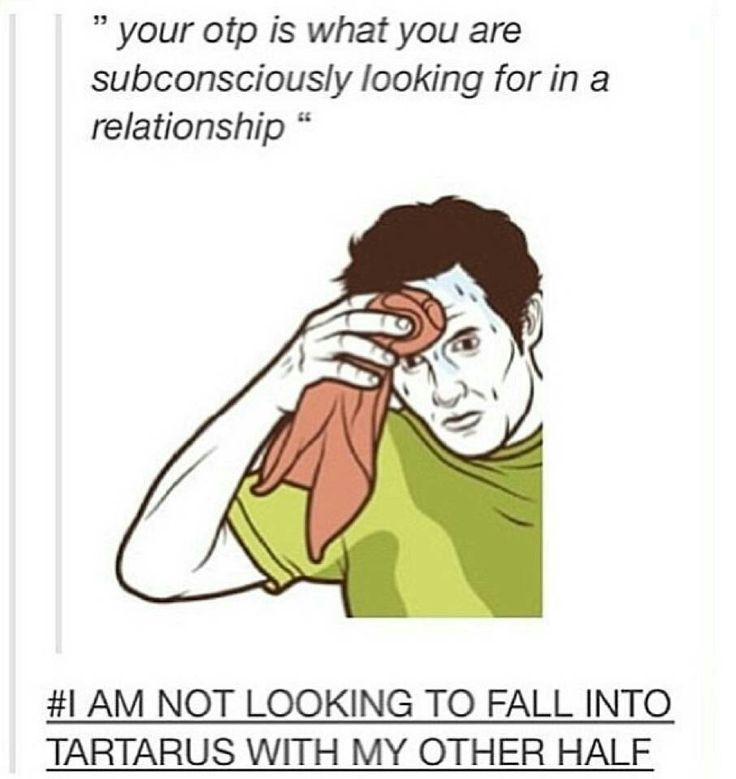 Or a man with a hook for a hand and guy liner<<<<<<or find two loves and be able to love them both without the other being jealous. #tid<<< no I am looking for that